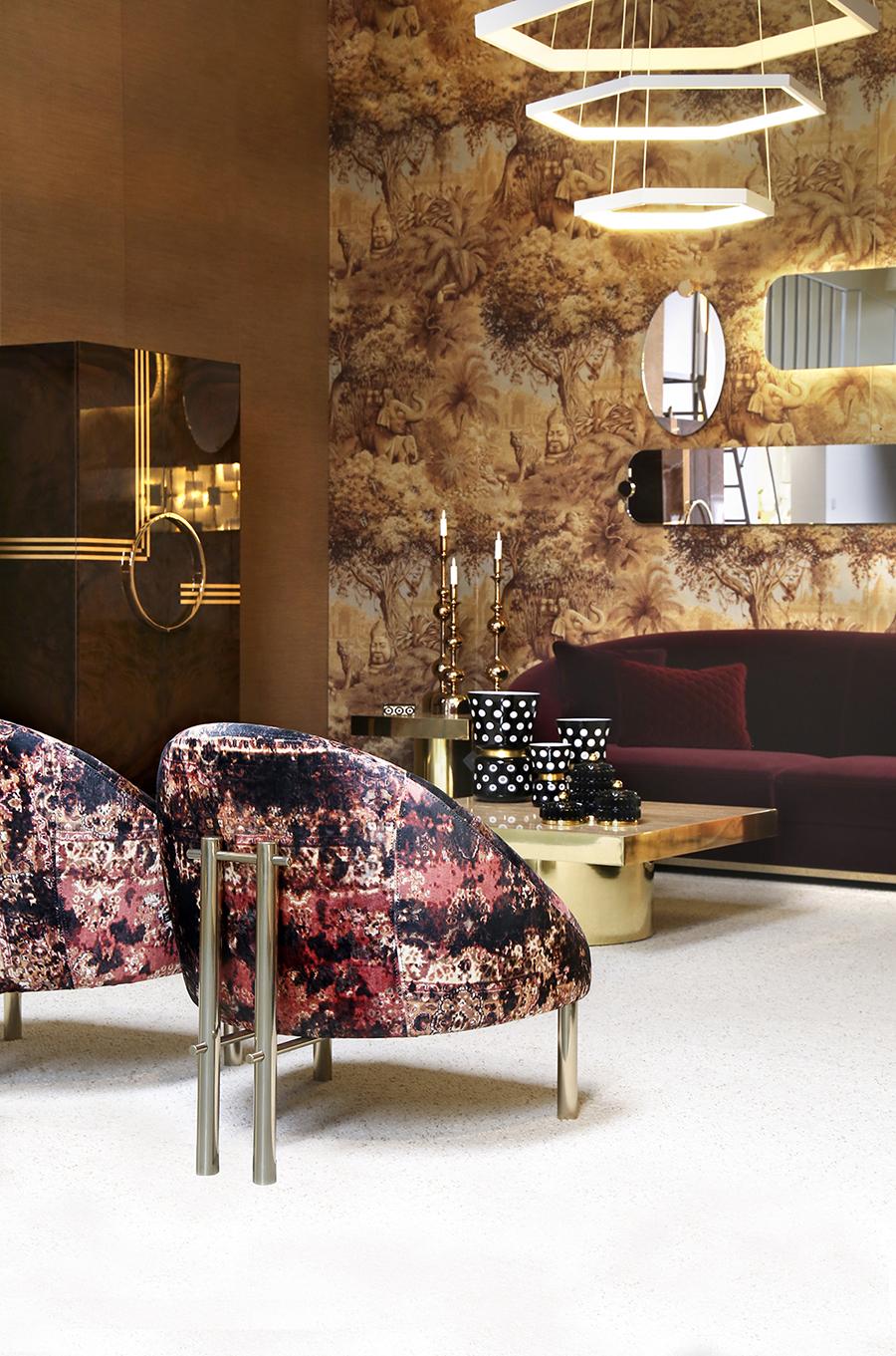 Upholstery Fabric: Next Stop Maison Et Objet 2018  Upholstery Fabric: Next Stop Maison Et Objet 2018 Ana Roque Interiors