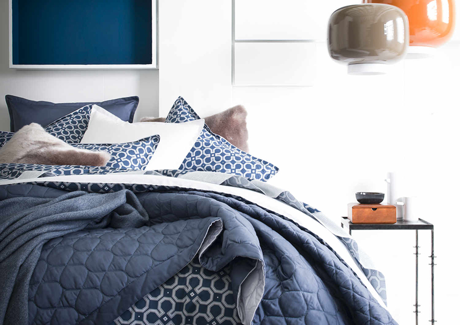 Interior Design Brand of The Week: Alexandre Turpault  Interior Design Brand of The Week: Alexandre Turpault Alexandre Turpault Basile Bedding is inspired by medieval architecture