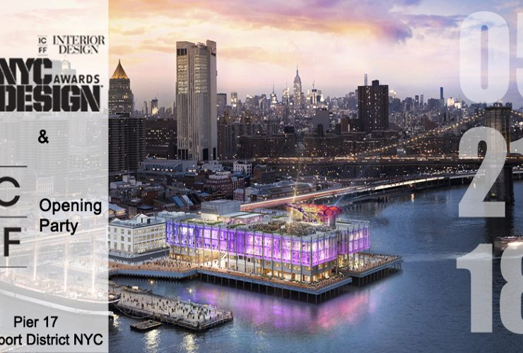 ICFF Where All The High-End Brands Are Going To Be