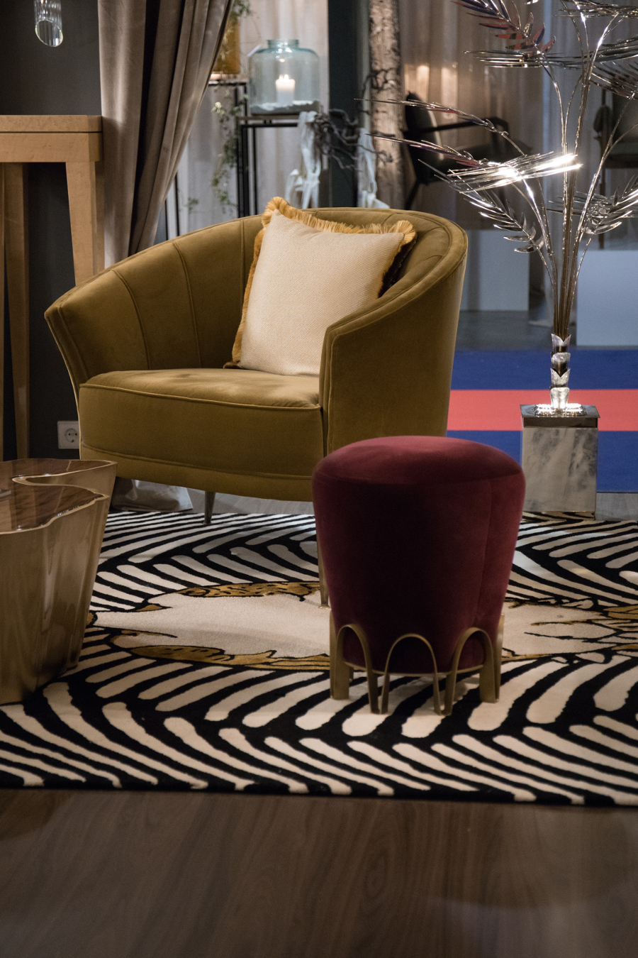 Feature products are a must for the perfect room decors! Have unique design piece ready to blow everyone away! maison et objet Maison et Objet Sept: The Best Fall Trends For Upholstery Fabrics Maison et Objet September The Best Fall Trends For Your Upholstery Fabrics 17