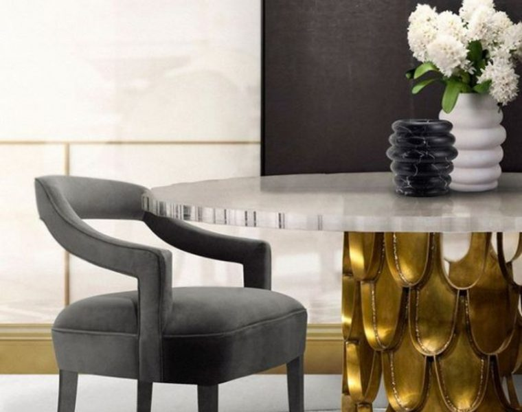 Inspire Yourself with These Upholstered Pieces from Covet NYC