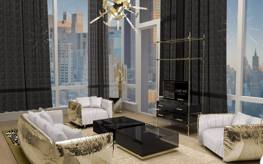 Inspire Yourself with These Upholstered Pieces from Covet NYC covet nyc Be Inspired with These Upholstered Pieces from Covet NYC Inspire Yourself with These Upholstered Pieces from Covet NYC