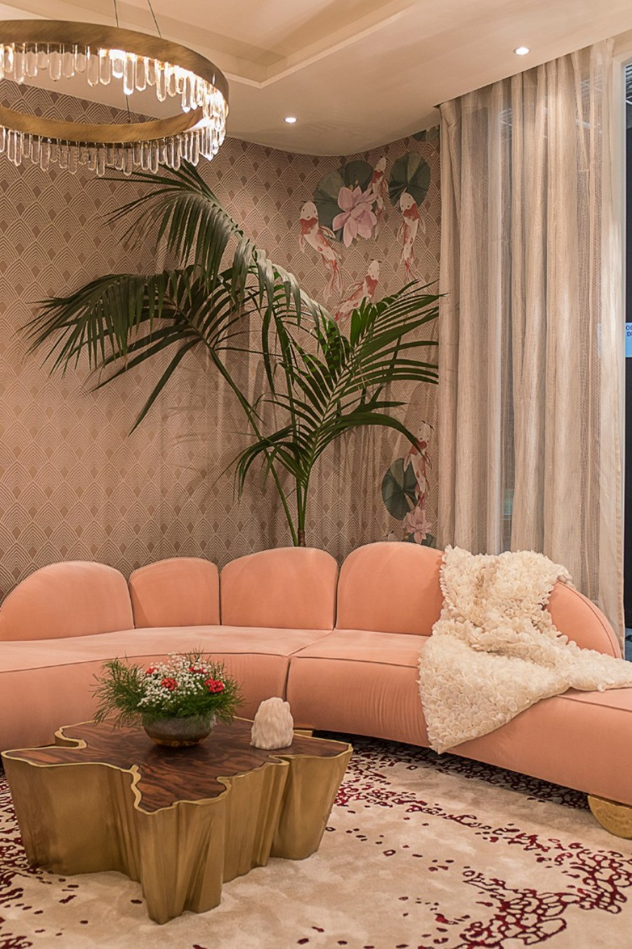 Upholstery Fabrics with Pantone's Color of 2019 pantone's color Upholstery Fabrics with Pantone's Colour of 2019 Upholstery Fabrics with Pantones Color of 20198