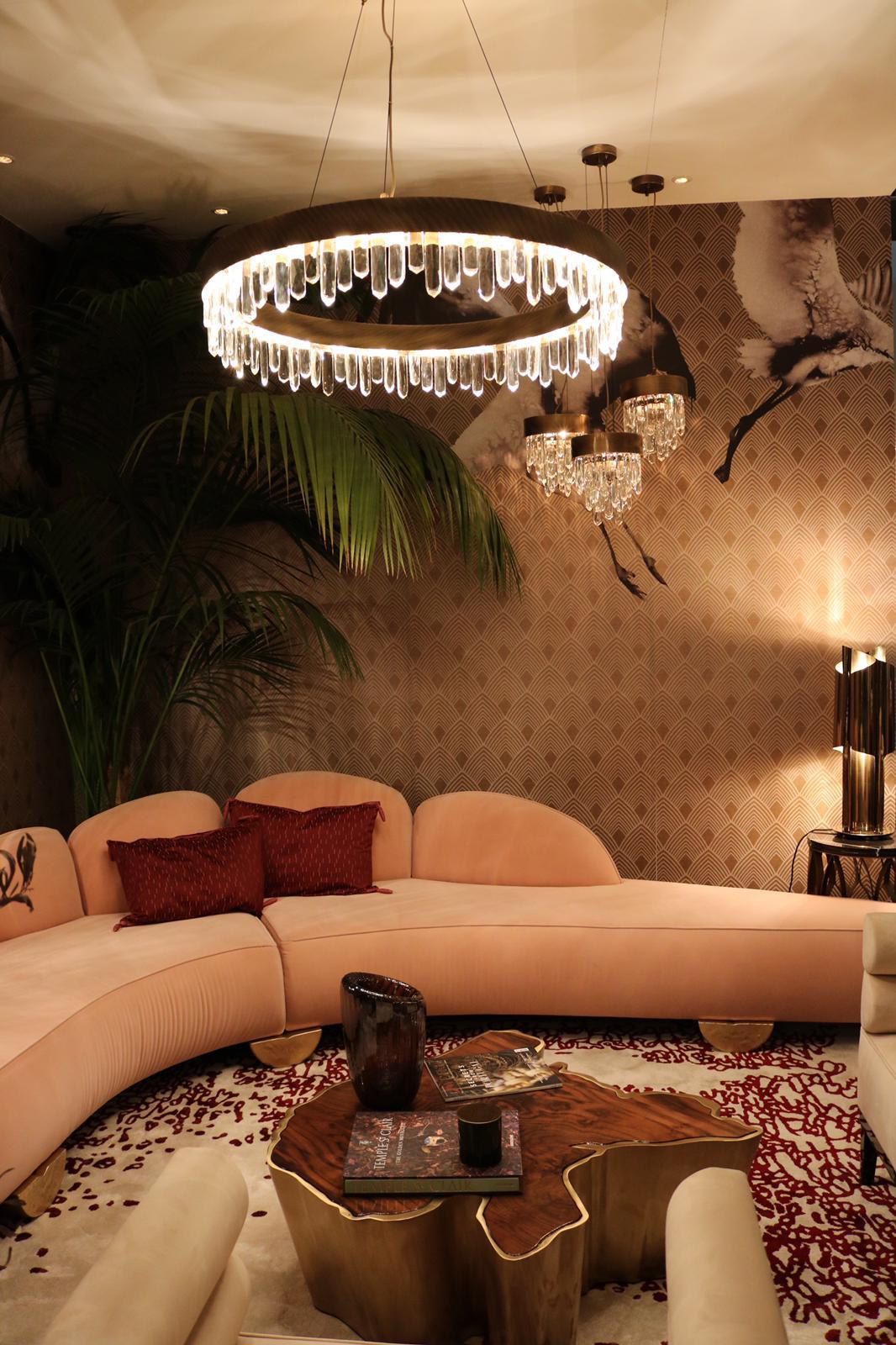 maison et objet 2019 Maison et Objet 2019: BRABBU Upholstery Fabrics in Paris BRABBU Fitzroy