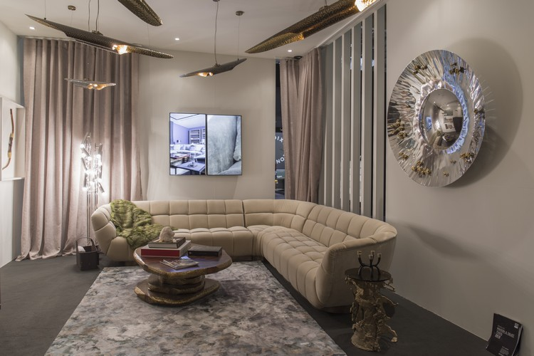 Maison et Objet 2019 maison et objet 2019 Maison et Objet 2019: BRABBU Upholstery Fabrics in Paris Brabbu at Maison et Objet 2019 3