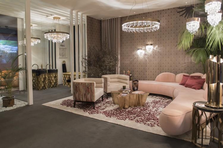 maison et objet 2019 Maison et Objet 2019: BRABBU Upholstery Fabrics in Paris Brabbu at Maison et Objet 2019 5