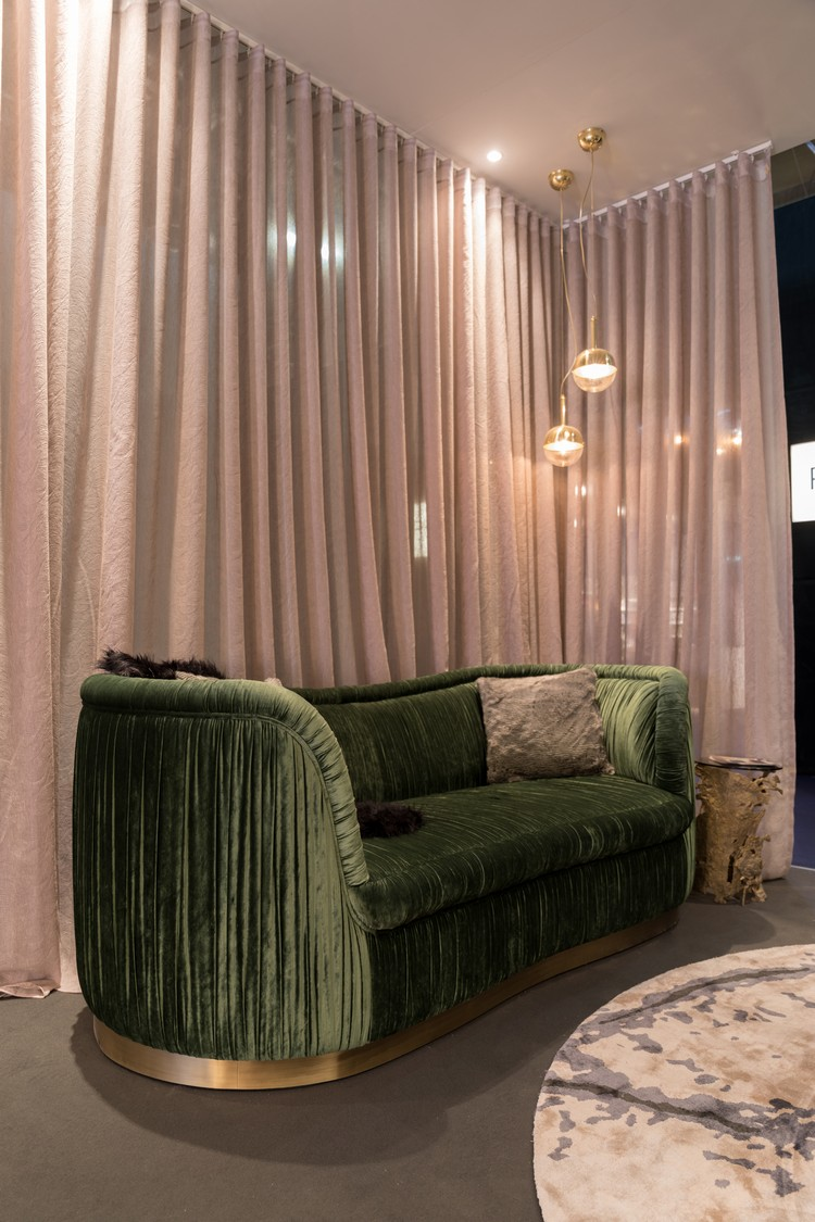 maison et objet 2019 Maison et Objet 2019: BRABBU Upholstery Fabrics in Paris Brabbu at Maison et Objet 2019