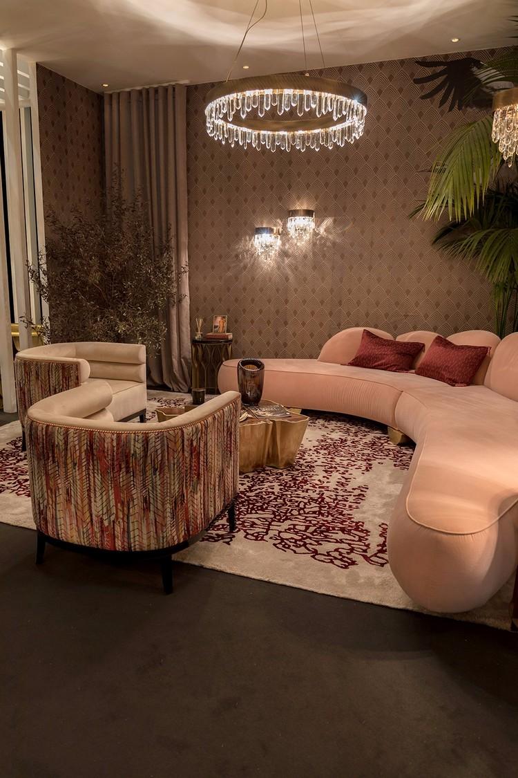 maison et objet 2019 Maison et Objet 2019: BRABBU Upholstery Fabrics in Paris Highlights Maison et Objet 2019 2