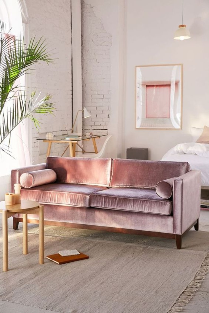Upholstered Velvet Sofas to Rock your Living Room velvet sofas Upholstered Velvet Sofas to Rock your Living Room Upholstered Velvet Sofas to Rock your Living Room4